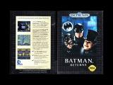 SEGA Genesis Music Batman Returns - Full Original Soundtrack OST DOWNLOAD
