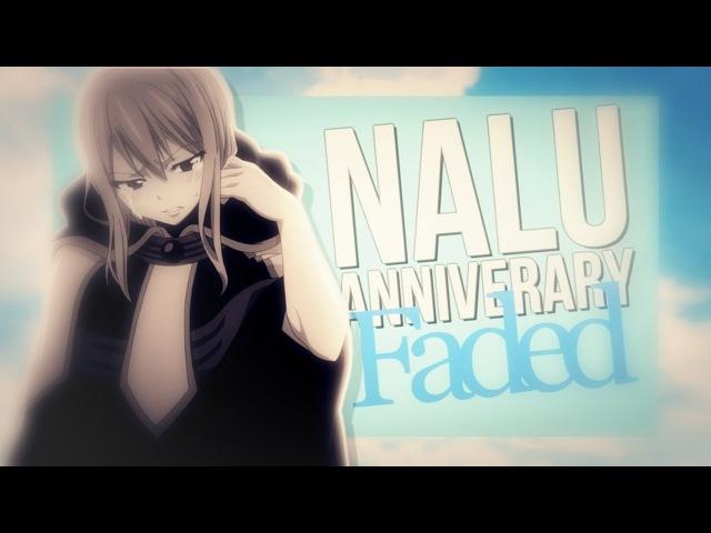 FADED Collab w/ Sonamy MEP Sonic X [NaLu Anniversary] ♥
