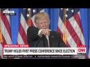 Trump To CNN You're FAKE NEWS