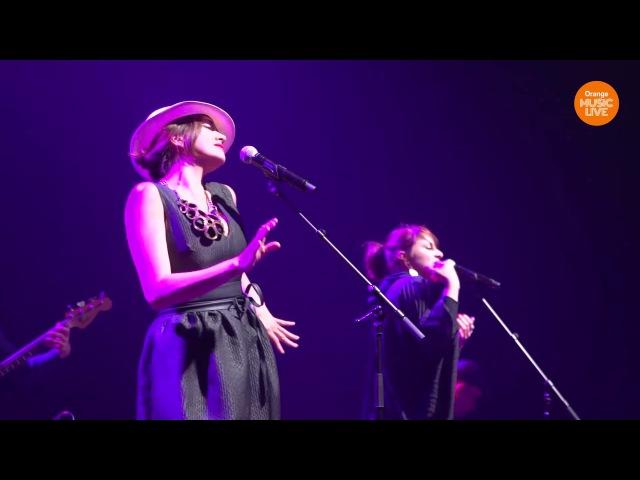 Orange Music Live Koncert Nouvelle Vague