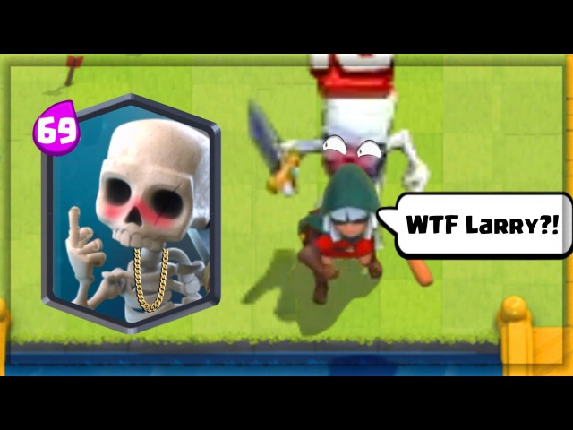 Clash Royale Funny Moments Part 20 👊 Clash LOL Funny Montages Glitches Trolls