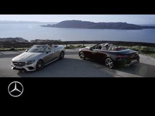 The new E-Class Cabriolet – Trailer – Mercedes-Benz original.