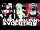 HARLEY QUINN EVOLUTION (FULL) 1993-2017