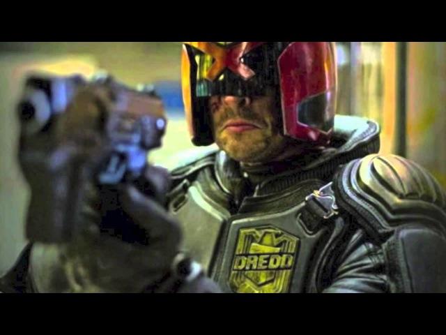 La Roux Going in for the Kill Dredd Version