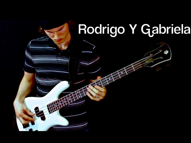 Rodrigo y Gabriela - The Soundmaker (Nathan Navarro bass cover)