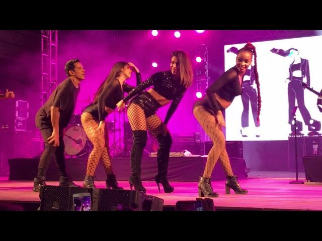 Movimento da Sanfoninha Medley Funk Anitta 16 06 2017 Centro de Eventos da Fronteira RS