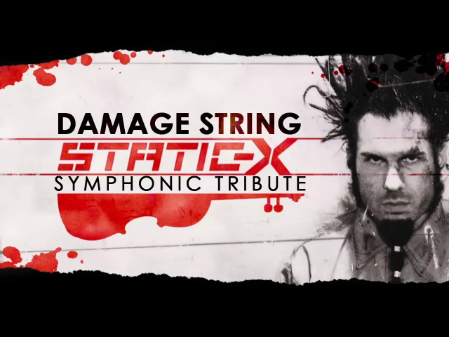 Damage String - The Only [Static-X String Tribute]