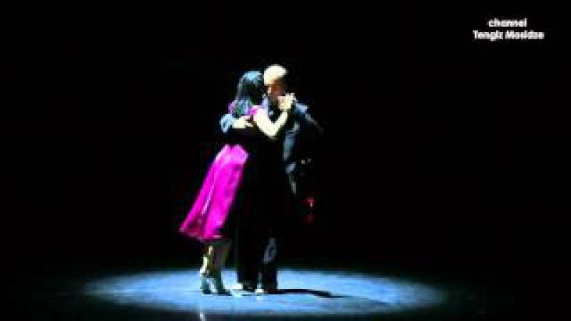 """""""Yo Soy el Tango"""". Horacio Godoy and Cecilia Berra. Орасио Годой и Сесилия Берра. Танго 2016."""