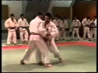 Дзюдо. Хироши Катаниши. Подготовка броска.http://kfvideo.ru kfvideo.com