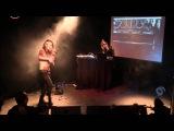 LARVA - Family Error live at Dark Munich Festival 2014 - Germany