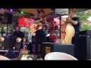 Gints Zilinskis at Rockabilly House - Riga July 2014