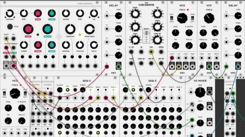 FUNDAMENTALS OF MODULAR SYNTHESIS WITH SPEKTRAL