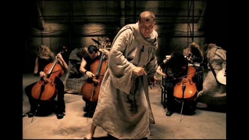 2009 - Apocalyptica - Iuda (feat. Пилигрим)