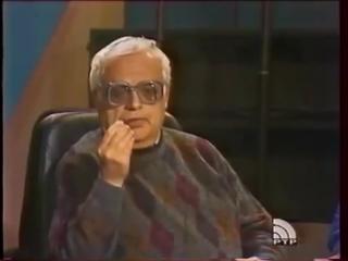 (staroetv.su) Журналисты 1-го канала Останкино (РТР, 04.10.1993)