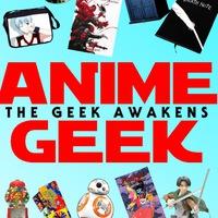 Логотип Магазин аниме и гик атрибутики в Самаре