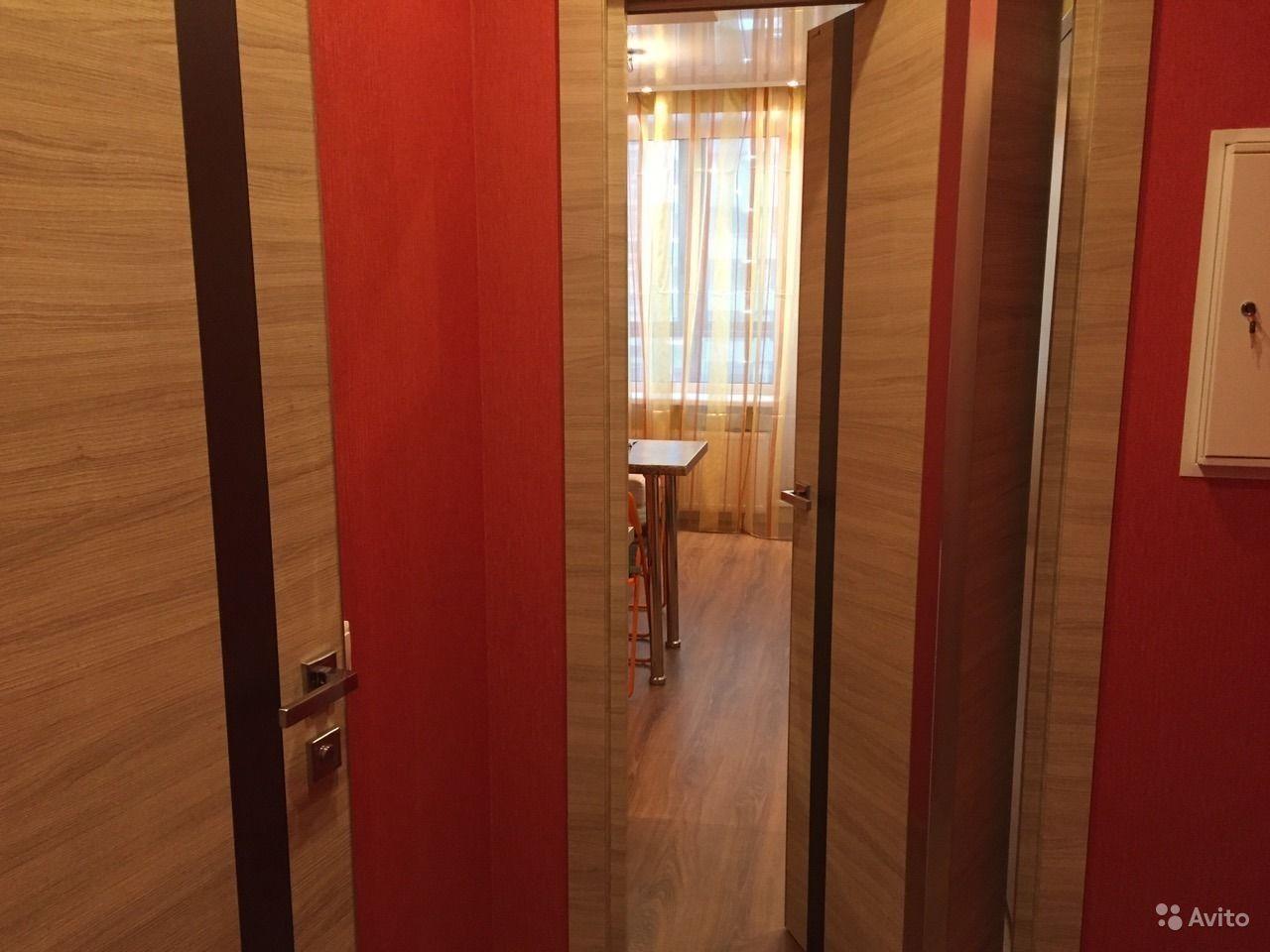 Яркая квартира-студия 24,5 м в Санкт-Петербурге.