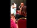 Ruth Connell on the PhxCon
