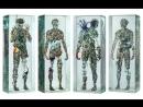 Художник Dustin Yellin создаёт трёхмерные коллажи на слоях стекла
