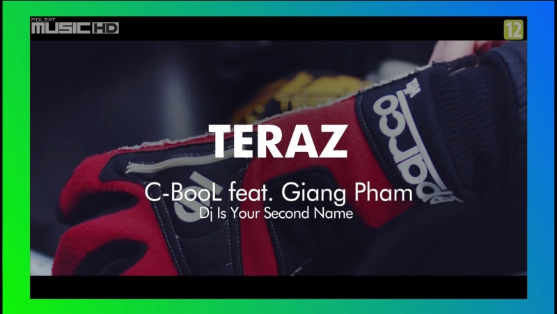 C-BooL feat. Giang Pham — DJ Is Your Second Name (Polsat Music HD)