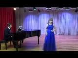 М.И.Глинка Песня Вани из оперы