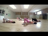 ATTITUDE DANCEHALL SKOOL BCN Y MADRID__ Cute Bubble Riddim- Choreo by Prima Cali