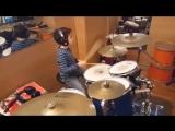 BLACK SABBATH _ Paranoid _ Drum Cover - YouTube