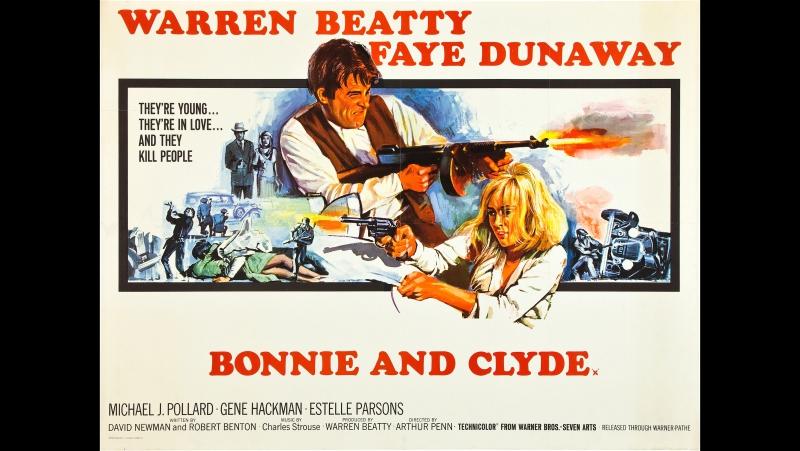 Бонни и Клайд (1967) (Bonnie and Clyde)