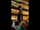 Ростовые куклы на Севильском Цирюльнике 21.05.2017 Мариинский-2
