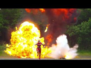 [FRT Sora] Space Sheriff Sharivan: Next Generation - Trailer [SUB]