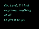U2-Gloria (Lyrics)