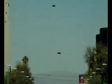 2 НЛО снимали в Мехико