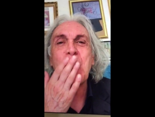 Riccardo Fogli приглашает на фестиваль