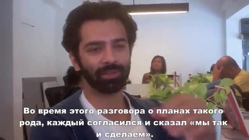 Интервью Баруна Собти 16.04.13 (русские сабы) miss maline.com (720)