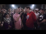 VERSUS X #SLOVOSPB  Oxxxymiron VS Слава КПСС (Гнойный)