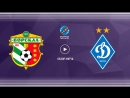Ворскла 0-0 Динамо Киев Oбзоp мaтчa
