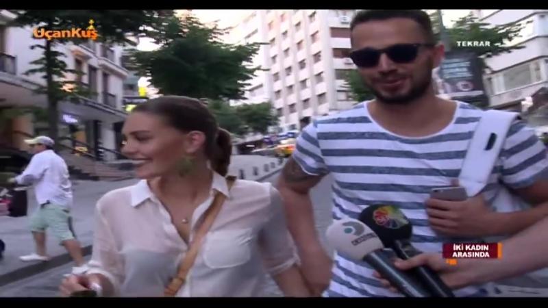 Murat Boz ve Aslı Enveri 7 Ağustos 2016