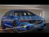 2017 Opel Insignia Sports Tourer OPC