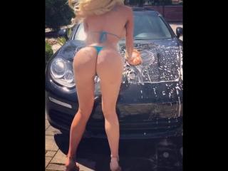 Nicolette Shea [HD 720, Erotic, Blondes, Big Tits, Boobs, Sex, Секс, Большие Сиськи, Титьки, Голые, Модель, Стриптиз, Эротика]