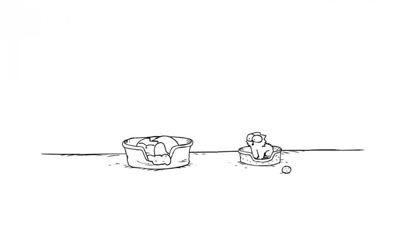 18. Кот Саймона - Тихий час