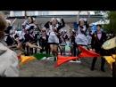 Танец флешмоб на Последний звонок 11 класс. Танец в стиле Космос