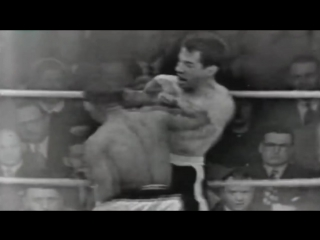 Sugar Ray Robinson - Amazing Combinations
