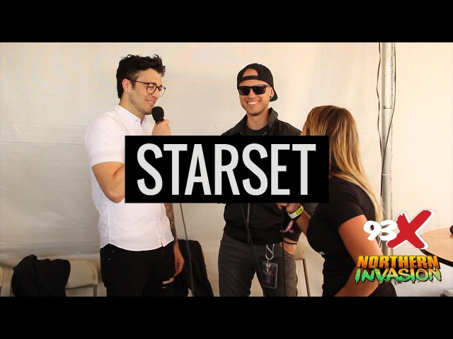 Northern Invasion 2017: Interview with Starset