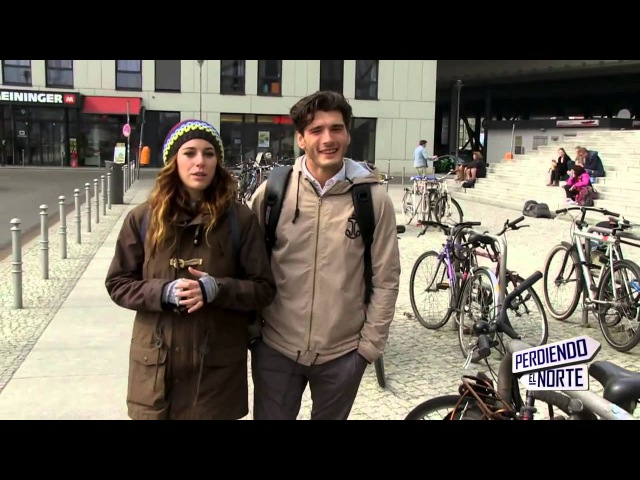 Perdiendo El Norte Spaniards around the World- English Subtitles (CC)