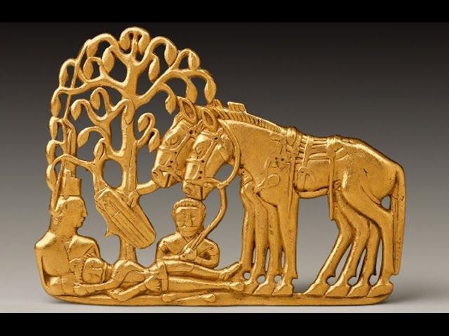 В Сибири стояли тысячи древних курганов полных золота и до ХVII века их никто не р ...