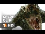 Kong Skull Island Movie CLIP - Monster Battle (2017) - Tom Hiddleston Movie