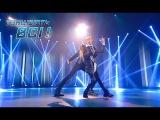 Удивительный танец Никиты Митрофанова и Евы Уваровой. Вог. Танцуют все!