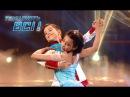 Волшебный вальс Михая Унгуряну и Эмили Москаленко на Танцюють всі