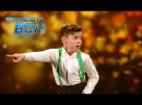 Яркое выступление Михая Унгуряну на Танцуют все!