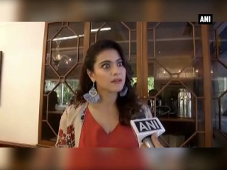 I was apprehensive in speaking Tamil: Kajol - ANI News