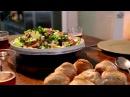 Крестьянский обед от Гордона Рамзи Крестьянский салат и хлеб на пиве